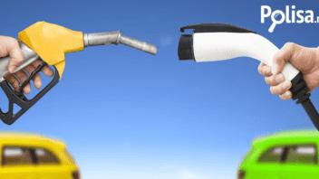 Różnica pomiędzy samochodem hybrydowym a elektrycznym