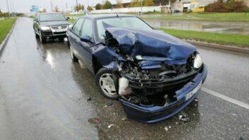 Ką daryti susidūrimo ar avarijos atveju Nyderlanduose
