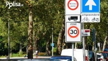 Hollandia mely városaiba nem szabad behajtani dízelautóval?