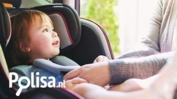 Kokios yra vaikų vežimo automobiliu taisyklės?