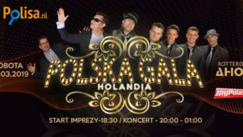 Polska Gala w Ahoy Rotterdam
