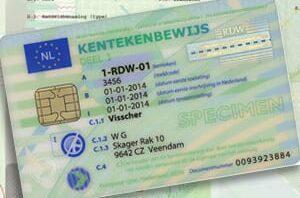 Dokumentai, reikalingi tam, kad Nyderlanduose būtų sudarytas privalomasis draudimas
